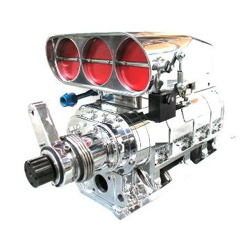 Picture of Engine Pro Carborator